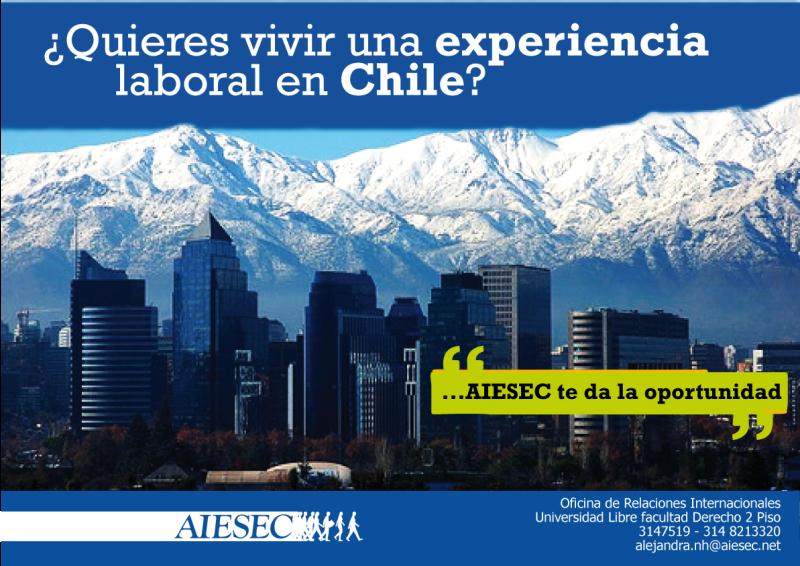 Aiesec Chile