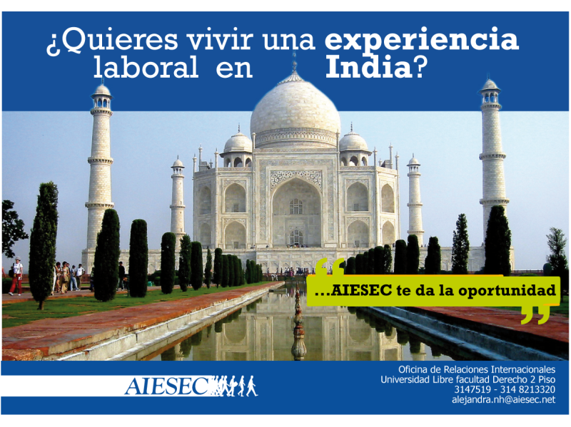 Aiesec India