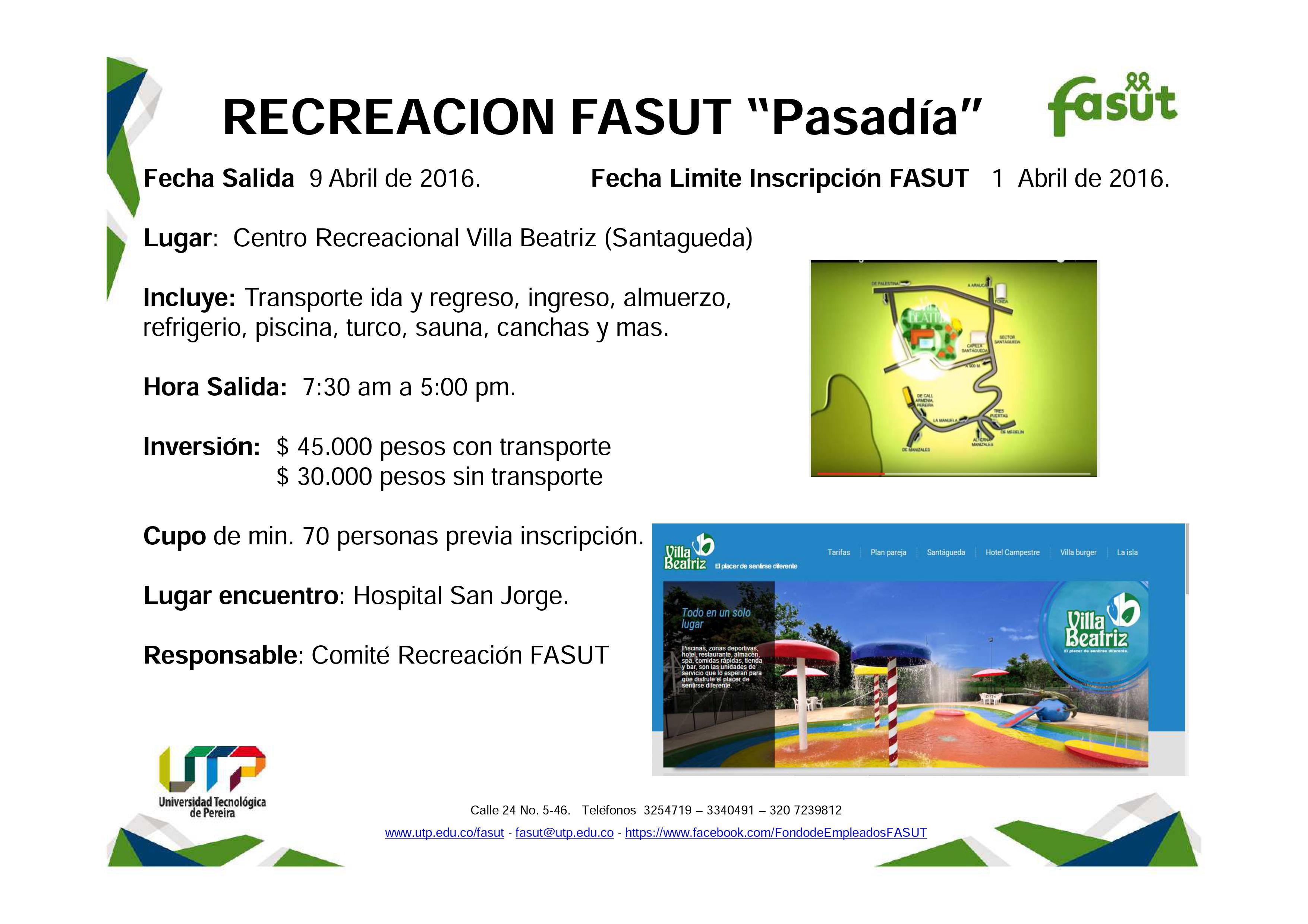 Recreación F