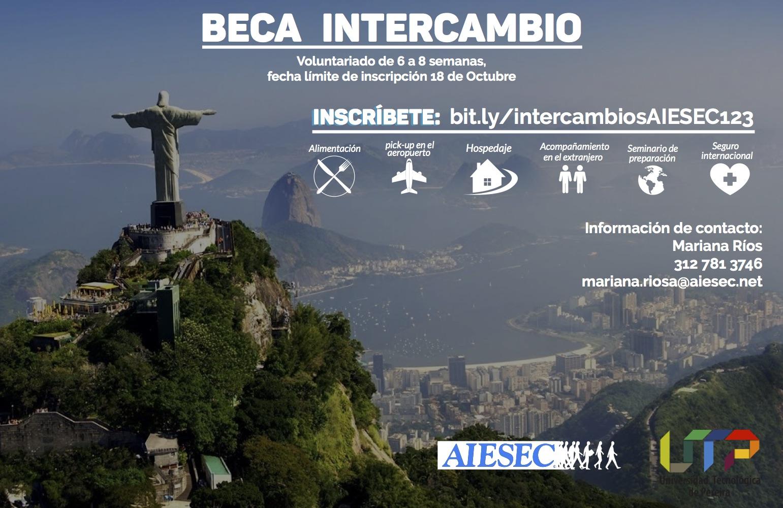BECAS AISEC-U