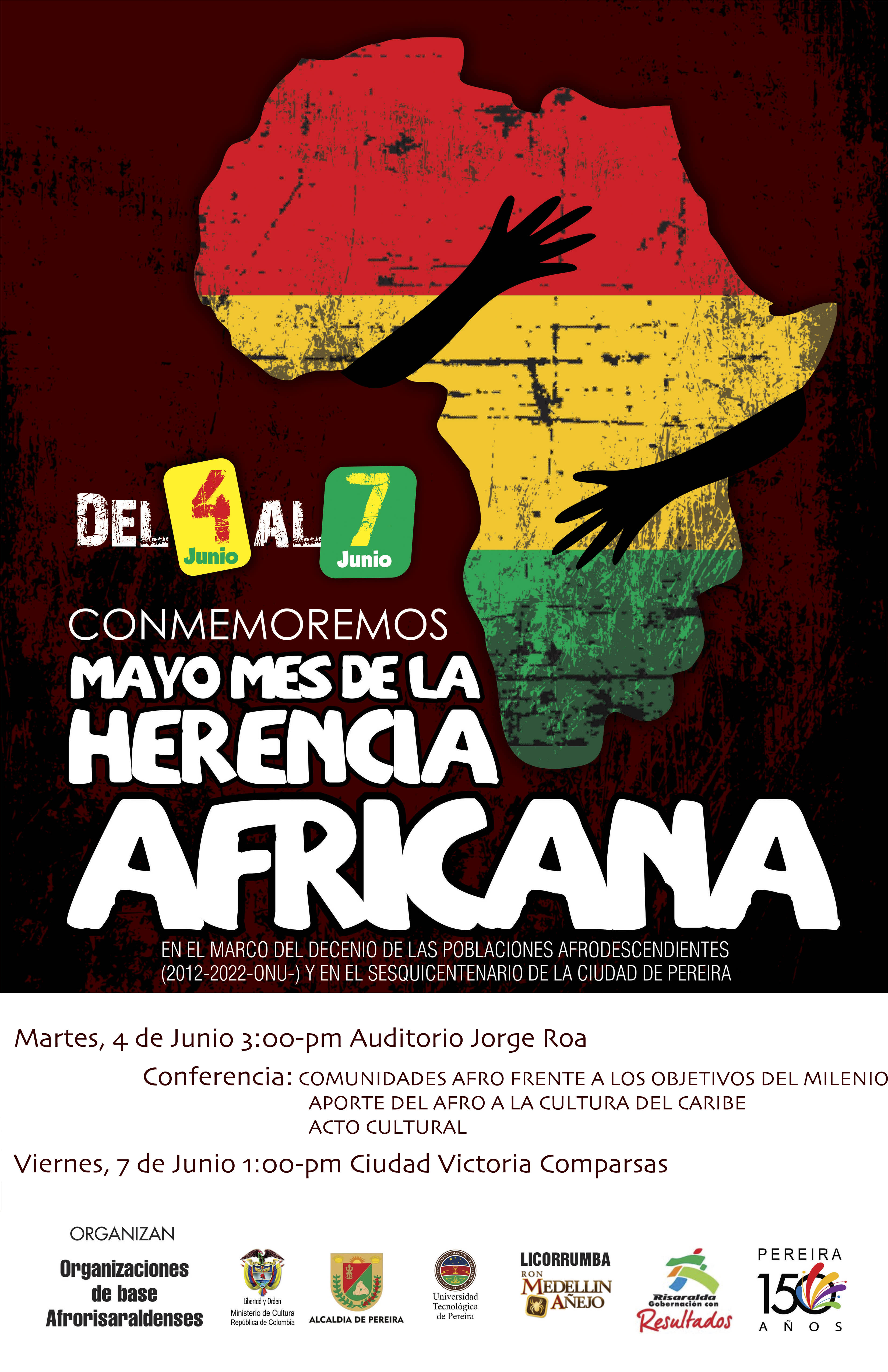 CULTURAS AFRO